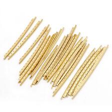 21 Pcs Fingerboard Frets Fret Wire Copper For Acoustic Guitar Classical 2.0mm