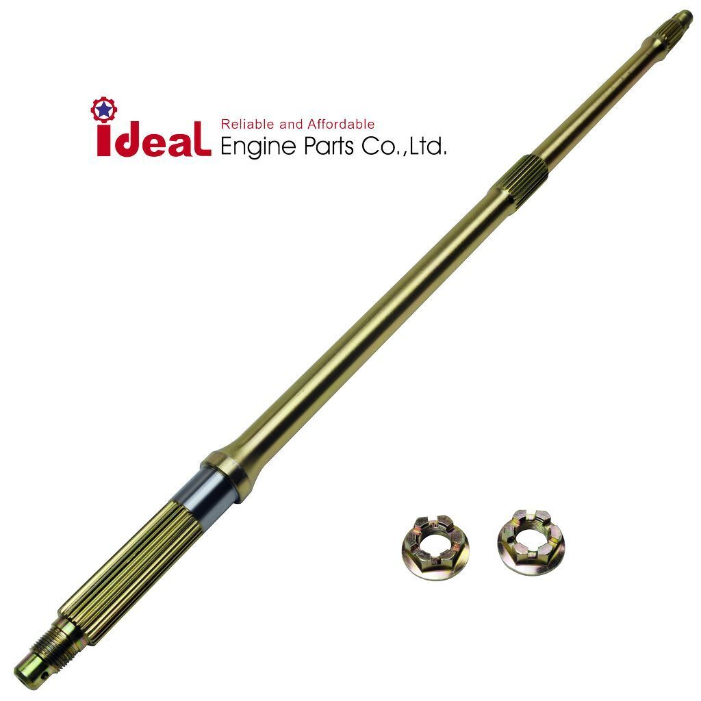 REAR DIFFERENTIAL DriveShaft Drive Shaft Boss Yamaha Grizzly 660 02~08