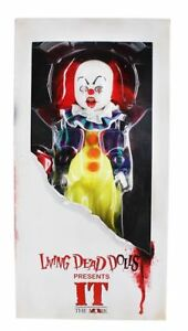 Ldd Living Dead Dolls Pennywise It 1990 Le Film Mezco Jouet Figurine