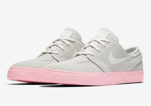 sneakers for cheap 72c2c d5377 ... image is loading nike sb zoom stefan janoski shoes vast grey ...