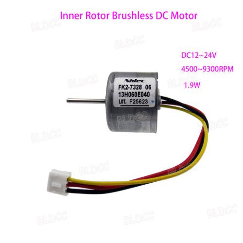 Nidec 13H060E Built-in Driver DC12V 18V Internal Rotor Micro Brushless Motor CCW