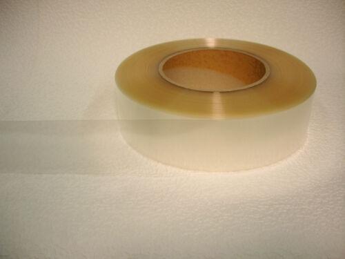 Battery Wraps, 144mm x 6mil Layflat Heat Shrink PVC