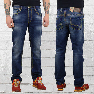 2019 New Style Viazoni Herren Jeanshose Nino Blau Männer Jeans Hose 5-pocket Men Denim Pants Driving A Roaring Trade Clothing, Shoes & Accessories