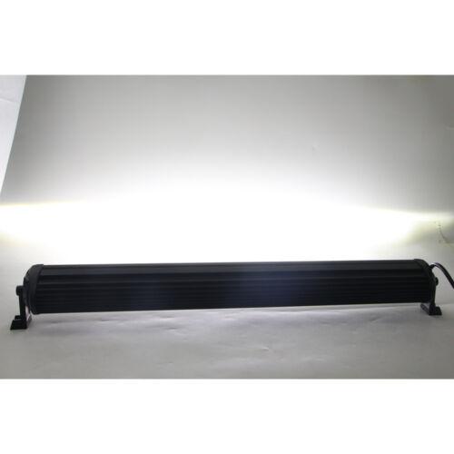 """33/"""" 150W LED Light bar White Halo Ring Chasing Flash Strobe 32/""""+Wiring Kit"""