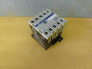 Telemecanique LC1SK GC400 Contactor Relay Coil 24V 50/60Hz