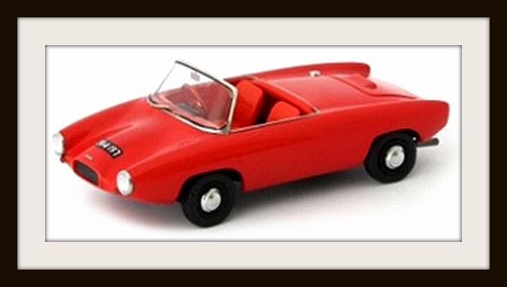 Wonderful modelcar LIGHTBURN ZETA SPORTS ROADSTER 1963 - scale  1 43 - ltd.333
