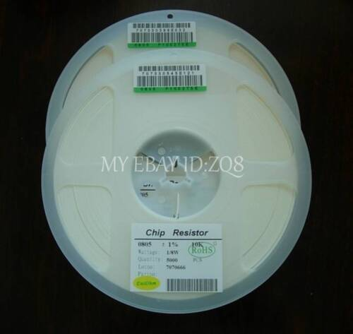 1005 1mm×0.5mm 1000PCS 470 ohm Ω 471 5/% 1//16W SMD Chip Resistor 0402