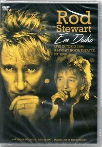 Rod-Stewart-DVD-em-Dobro-Nuevo-Sellado-Hecho-En-Brasil