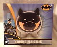 Batman Ceramic Piggy Bank Dc Comics Room Decoration Free Shipping