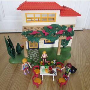 Playmobil maison de campagne 4857 en excellent tat ebay - Plan maison de campagne playmobil ...