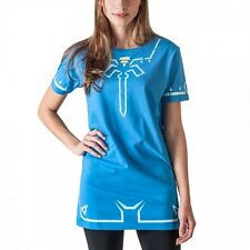 Nintendo Zelda Breath of the Wild Dress Long Tee Shirt - Size XL or 2XL