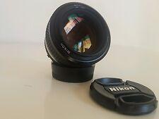 Nikon Nikkor AI 50mm f/1.2