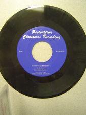 Assemblies of God 1950s - Revivaltime Christmas Recording - LP - CM Ward