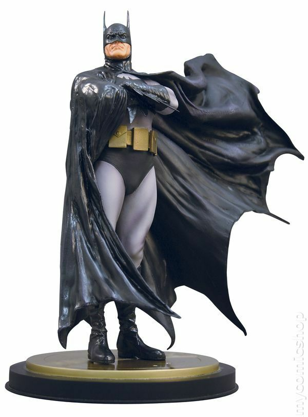 Hot Batman Statue Dark Crusader DC Comics Direct Alex Ross figure toys bust