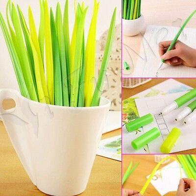 New Kawaii Stationery Elegant Cute Soft Grass Princess Ballpoint Pen 1 pc