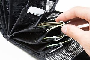 Enthousiaste Opst Sink Tip Wallet Matières-beschriftbar Mesh & Velcro Sinktip Wallet-afficher Le Titre D'origine