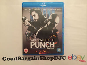 Welcome To The Punch (Blu-ray, 2013)