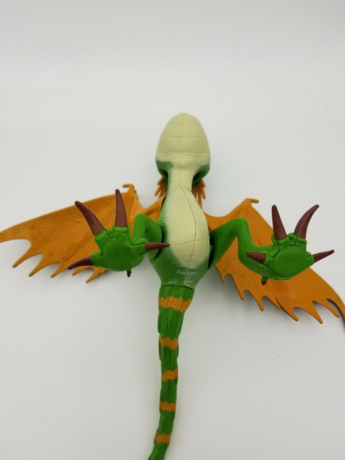 RARE Green Deadly Nadder How How How To Train Your Dragon Stormfly 2010 ca7934