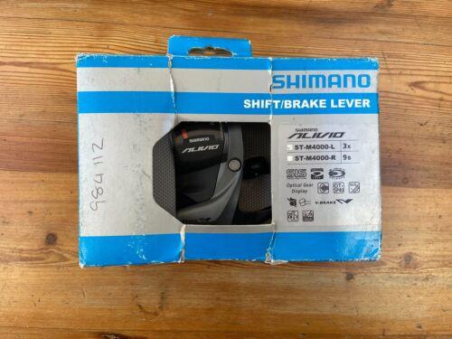 Shimano Alivio Shift//levier de frein ST-M4000-L 3x