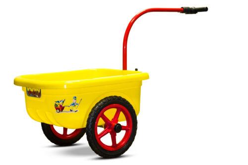 """Anhänger mit Handgriff Kippbar Auch für Kinder Fahrrad 16/"""""""