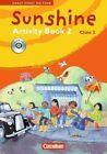 Sunshine - Early Start Edition 2. 2. Schuljahr Activity Book/CD von Hugh L'Estrange und Susan Norman (2008, Taschenbuch)