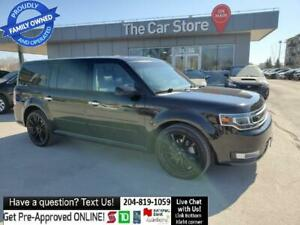 2018 Ford Flex Limited AWD Navi DUALROOF Leather NO ACCIDDENTS