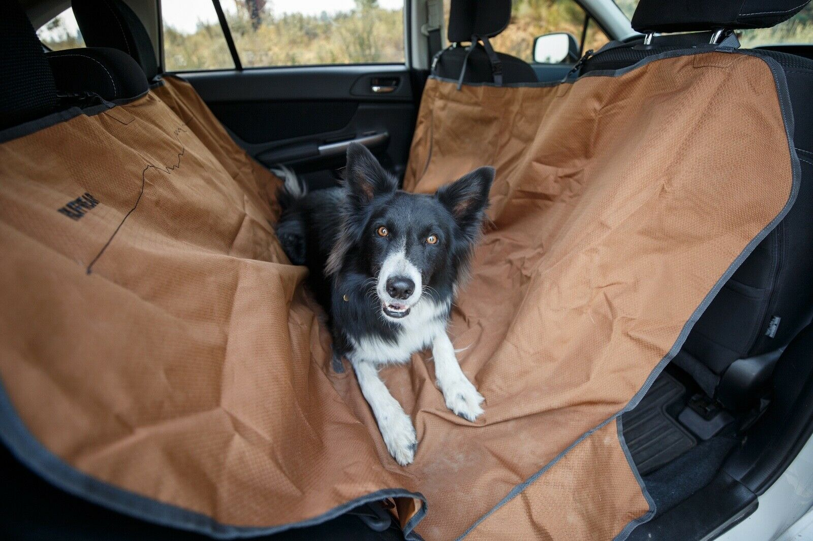 Ruffwear Dirtbag SEAT COVER AUTO già coperta