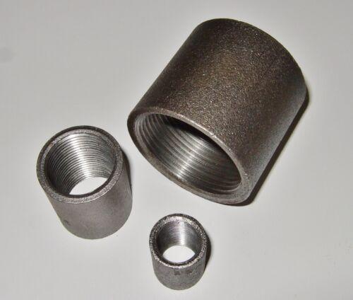 Anschweißmuffe DIN 2986 Stahl Schweißmuffe