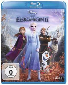 La regina-parte: 2-Frozen 2 (Walt Disney 2019) [Blu-Ray/Nuovo/Scatola Originale] ELSA Ann