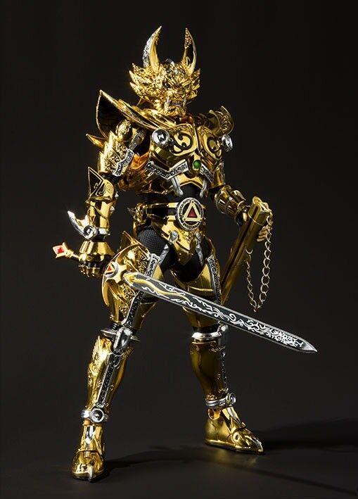 envío rápido en todo el mundo S. H. H. H. Figuarts Shinkocchou Seihou Dorado Caballero Garo Saejima Koga Figura  últimos estilos