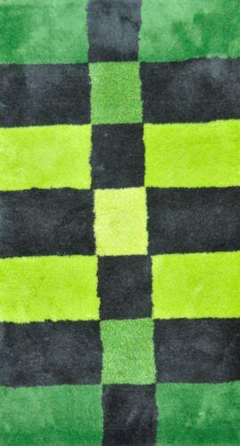 Badteppich Artemus Thomas MT 2233-01 - grün Größe 60 x 180 cm