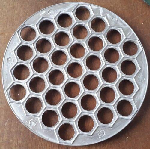 Pelmeni RAVIOLI chausson métal forme cuisine stuff mold