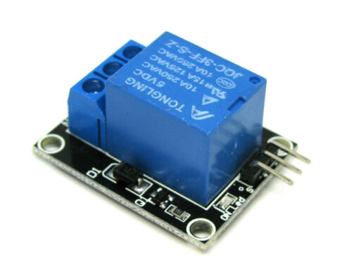 Arduino Pi Nucleo UK KY-019 5V Relay Module Digital Controllable Switch Board