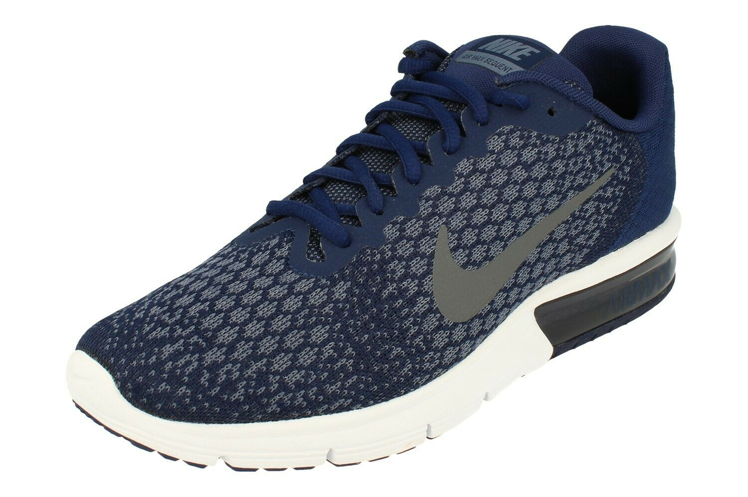 Nike Air Max Sequent 2 Mens Running Trainers 852461 Sneakers shoes 406