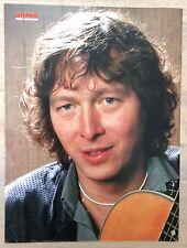BRAVO POSTER Peter Cornelius - 80er Jahre !!!
