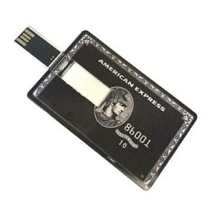 American-Express-AMEX-Centurion-Limited-Color-Black-USB-memory-16GB
