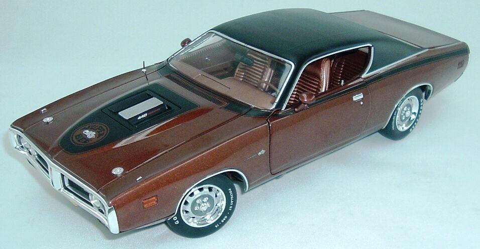 1971 Dodge Superbee BRONZE 1 18 Auto Welt 1003