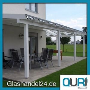 vsg glas sicherheitsglas verbundglas carport terrasse ebay. Black Bedroom Furniture Sets. Home Design Ideas