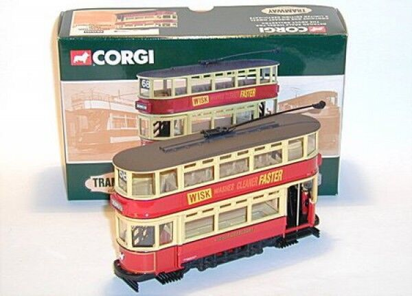 Fully Closed Tram London Transport Tramway Classics-Limited Edition