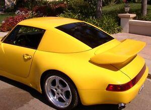 Porsche 911 964 993 Strosek Style Hardtop Convert Your Targa Or