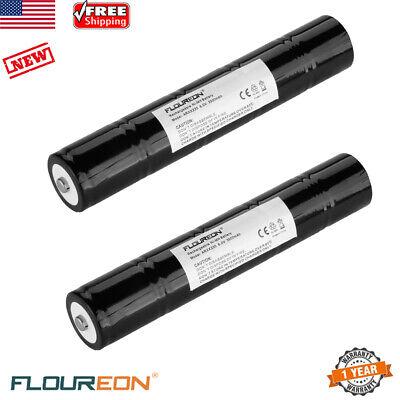 NiMh 3500mah Bateria para linterna Maglite mag Charger arxx235 6v