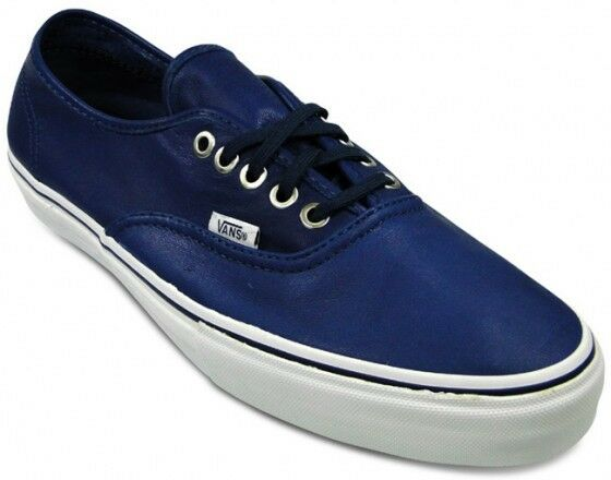 VANS Of The Wall Men's Authentic Decon LX shoes - bluee - UK 6.5 - New