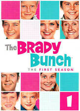 The Brady Bunch - The Complete First Season 1 (DVD, 2014, 4-Disc Set)