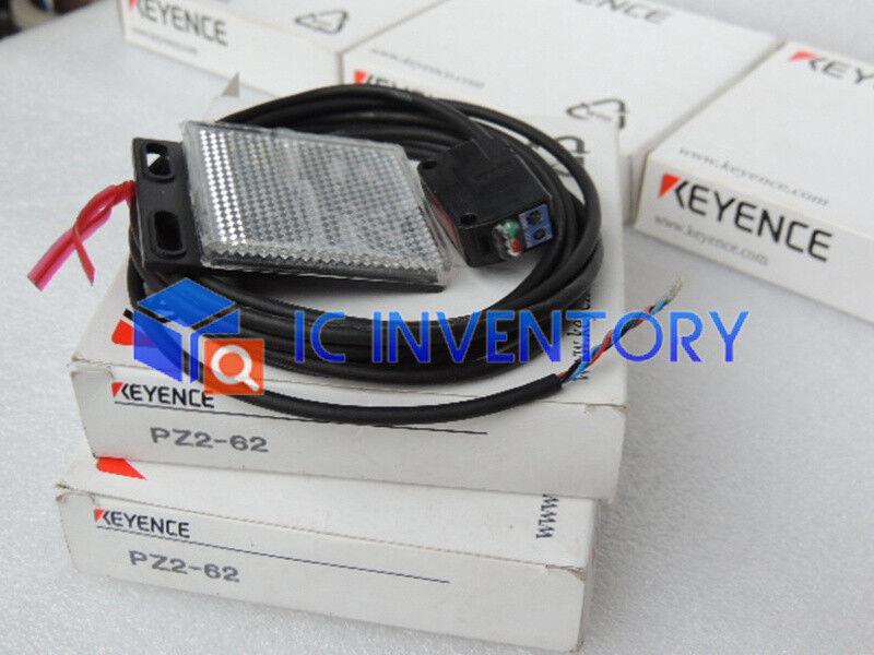 1PCS New IN BOX KEYENCE PZ2-62
