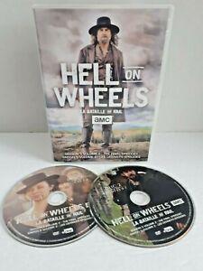 Hell-On-Wheels-Season-5-Volume-2-DVD-2016-2-Disc-Set-Bilingual
