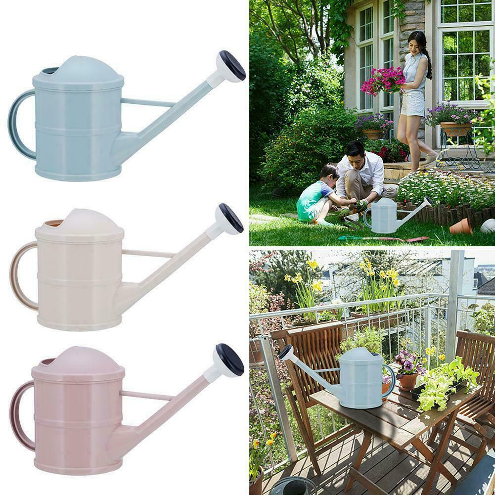 1.5L Indoor Small Watering Can Long Narrow Spout Sprinkler Kettle