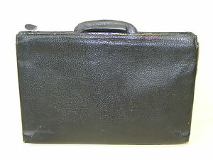 Beautiful-Old-Briefcase-GDR-Satchel-Bag-Office
