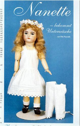 Schmit /& Fills Clothes Patterns, Gildebrief 2-1996 in CD format Simon /& Halbig