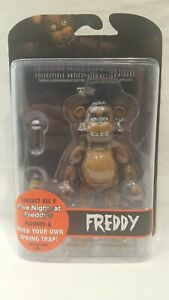 2016-FUNKO-POP-FIVE-NIGHTS-AT-FREDDY-039-S-034-FREDDY-034-ARTICULATED-ACTION-FIGURE-NEW