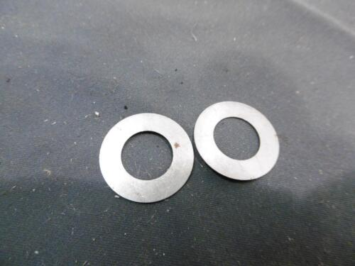 2 New Triumph 83-0002 Petcock Valve Sealing Washers 650 500 BSA Norton     Z35
